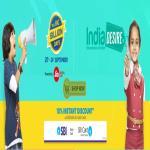 India Desire : Flipkart Big Billion Days Sale Offers List 20-24 September: 90% Off Mobile Deals+ 10% Off SBI Cards