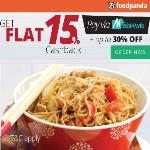 India Desire : Foodpanda Mobikwik Offer : Flat 30% Cashback On Every 3rd Transaction Via Mobikwik