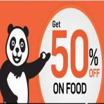India Desire : Foodpanda Coupons & Offers : Flat 50% Off Upto Rs 100 + Extra 10% Cashback Via PhonePe [All Users]