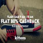 India Desire : Paytm Kids Footwear Offer : Get Flat 80% To 90% Cashback On Kids Footwear