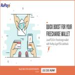 India Desire : Freecharge Add Money Offer : Get Rs 50 Cashback On Adding Money Above Rs 250