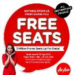 India Desire : Air Asia Big Sale offer : Grab Ur Free Seats From Air Asia [Booking Open]