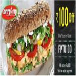 India Desire : Get Rs. 100 Off On Online Food Order Minimum Order Of Rs. 300 Or Above- Use Promo FPTU100