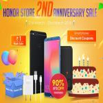 India Desire : Honor Rs. 1 Flash Sale : Buy Honor Products @ Re 1 Only [21st To 23rd March At 12PM]