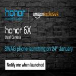 India Desire : Buy Honor 6X On Amazon 32GB @ Rs 10999  [Rs 3000 Off]