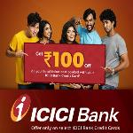 India Desire : Bookmyshow ICICI Bank Credit Card Offer : Get Rs 100 Off On Booking Movie Tickets At Bookmyshow