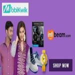 India Desire : Infibeam Mobikwik Offer: Flat 10% Cashback At Infibeam Via Mobikwik Wallet- KWIK10