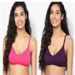 India Desire : Jabong- Get Upto 70% Off On Hanes Purple Underwired-Non Padded Bra + Extra Flat 15% Off