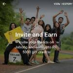 India Desire : Jabong Refer & Earn : Flat Rs 250 Jabong Voucher On Signup