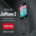 India Desire : Jio Phone 2 Online Booking For Rs. 2999 @ www.jio.com, Jio Phone 2 Flash Sale On 27th Sep @12PM