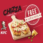 India Desire : KFC Chizza Offer : Win Free KFC Chizza Every 30 Minutes
