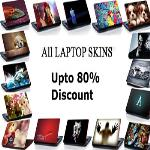 India Desire : Amazon Steal Deals- Flat 88% Off On Laptop Skins Starting From Rs. 99 only