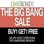 India Desire : Limeroad The Big Bang Sale : Buy 1 Get 1 Free On Just About Everything