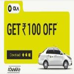 India Desire : Little APP Ola Cab Offer : Get 81% Off On Ola Cabs Rs 100 Voucher From Rs 19 Only On Little APP
