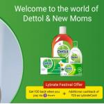 India Desire : Buy Dettol and Mom kit Worth Rs 130 At Rs 4 Only From Lybrate [After Cashback]