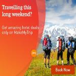 India Desire : MakeMyTrip SBI Debit Cards Offer: Get Rs. 1500 Off On Rs. 2000 For Domestic Hotels Booking [SBIWOW]