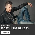 India Desire : Amazon Jeans Offer: Upto 50% Discount On Peter England Jeans Starting From Rs 549 Only