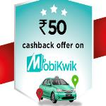 India Desire : Merucabs 150 Off On First Ride + Extra Rs 50 Cashback With Mobikwik Wallet On 250 Or Above