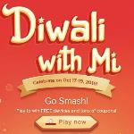 India Desire : Mi Diwali Sale 2016 : Play To Win Free Devices Between 17th To 19th Oct