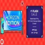 India Desire : Mi Rs. 1 Flash Sale [16th To 21st Oct 2020] : Buy Mi TV, Redmi Note 9 Pro, Mi Trimmer & More Products From Rs 1 Only [Trick To Auto Buy Using PriceTracker]
