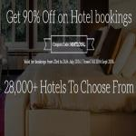 India Desire : Makemytrip 60% Off + 30% Cashback On Domestic Hotels Booking - MMTLOYAL