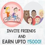 India Desire : Mobikwik Refer & Earn Offer: Earn Upto Rs 2000 Get Rs 50 On Each Referal