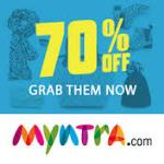 India Desire : Myntra Flat 60 Sale : Get Flat 60% Off On All Clothing & Accessories