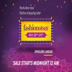 India Desire : Myntra Fashionotsav 22nd -23rd October 2016 : Pre Diwali Sale On Fashion