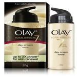 India Desire : Buy Olay Total Effects 7 in One Day Cream SPF 15 (Normal, 8g) At Rs. 80 From Amazon