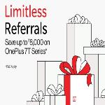 India Desire : OnePlus Referral Offer- Earn Rs 1000 On Every Successful Referral + Rs 2000 Off On New Device Purchase