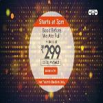 India Desire : Oyo Rooms Hotels @299 Today [Valid For Today Check-ins]- MYSALE