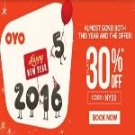 India Desire : OYO Rooms NY30 New Year 2016 Special Offer: Get Flat 30% Off On Rooms Booking