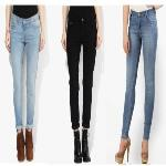 India Desire : Buy Paris Polo Combo Of 3 Womens Fashionable Jeans At Rs 971 From Askmebazaar