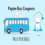 India Desire : Paytm Bus Booking Offers : Get 50% Cashback On Bus Tickets Booking [No Limit]
