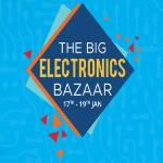 India Desire : Paytm The Big Electronics Bazaar Between 17th To 19th Jan 2017 [Huge Cashback On Electronics Products]