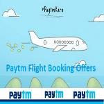 India Desire : Paytm Flight Booking Offers : Get 100% Cashback On Flight Ticket Booking Convenience Fee