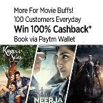 India Desire : Paytm Movie Tickets Offer : Flat Rs 200 Cashback On MS Dhoni : The Untold Story Movie Ticket