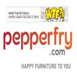 India Desire : Pepperfry What The Fry Deals [19th Oct] : Avail Upto 90% Off Offers Under Pepperfry WTF Sale