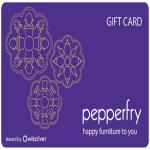 India Desire : Buy Pepperfry EGift Card Worth Rs 500 at Rs 375 Only From Snapdeal