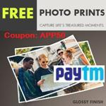 India Desire : Zoomin Paytm Offer : Get 17 Photo Prints 4?x6? with Rs. 100 Paytm cash for Rs. 100-APP50