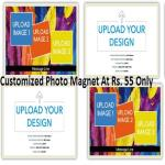 India Desire : Printvenue Offer : Buy Customized Photo Magnets design at Just Rs. 55 Only From Printvenue