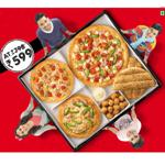 India Desire : Pizza Hut The Giant Dinner Box Offer: Get Complete Meal At Rs. 599