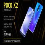 India Desire : Poco X2 Flipkart Price @Rs 15999: Next Sale Date 25th Feb @12PM, Launch Date, Specifications & Buy Online In India [Trick To Buy Using Price Tracker]