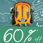 India Desire : Jabong Backpack Offer: Flat 80% Off On Branded Backpacks & Luggage Starting from Rs 335 Only