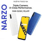 India Desire : Realme Narzo 10A Flipkart Price Rs 8499 : Next Sale Date 5th June @12PM, Launch Date, Specifications & Buy Online In India [Trick To Buy Using PriceTracker]