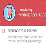 India Desire : Amazon Pay Redbus Recharge Offer : Recharge With Rs 1 Or Above On Redbus And Get Rs 50 Amazon Pay Balance