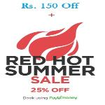 India Desire : Redbus Bus Ticket Booking Offer : Get Rs. 150 Off + Extra 25% Off On Your Bus Bookings From Redbus