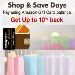 India Desire : Amazon Gift Card Payment Offers : Flat Rs 200 Cashback On Purchase Above Rs 1000 Using Amazon Gift Card Balance