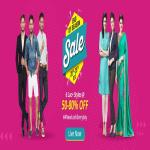 India Desire : Shopclues End Of Season Sale: Get 50% To 80% Off On Fashion & Lifestyle [ 20th-25th Dec 2017]