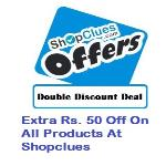 India Desire : Shopclues Coupons & Offers: Flat Rs 30 Off On All Prepaid Orders Above Rs 99 [All Users]